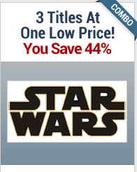 Star Wars Combo Pack