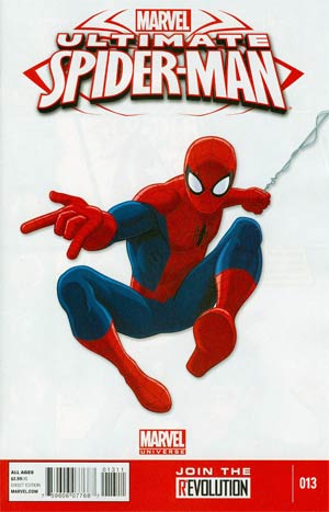 MARVEL UNIVERSE ULTIMATE SPIDER-MAN #13