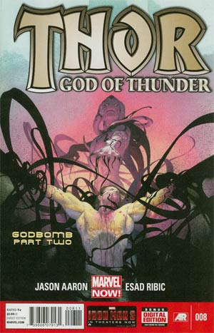 Thor God Of Thunder #8