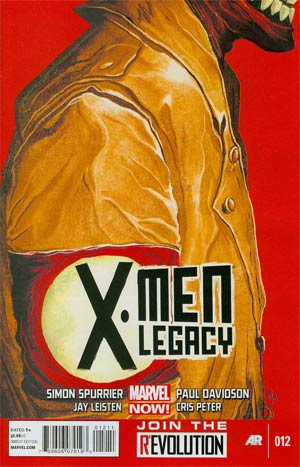 X-Men Legacy Vol 2 #12