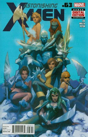 Astonishing X-Men Vol 3 #63