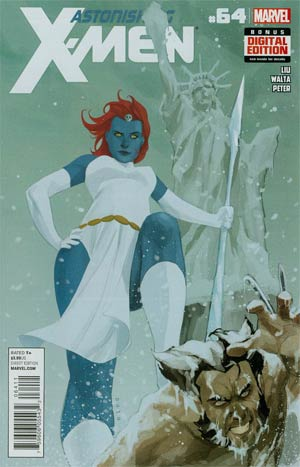 Astonishing X-Men Vol 3 #64