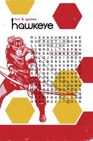 Hawkeye Vol 4 #15 Cover A Regular David Aja Cover