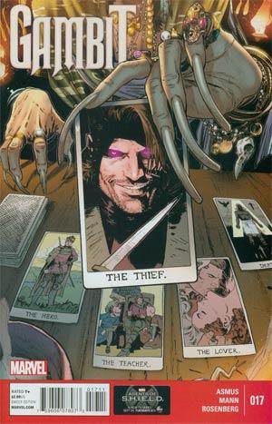 Gambit Vol 5 #17