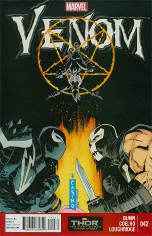 Venom Vol 2 #42