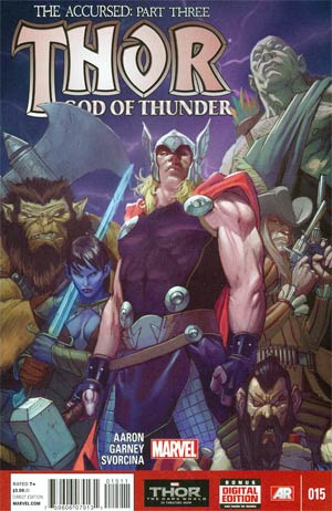 Thor God Of Thunder #15