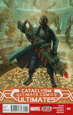 Cataclysm Ultimates #1 Cover A Regular Mukesh Singh Cover