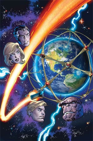 Fantastic Four Vol 4 #14