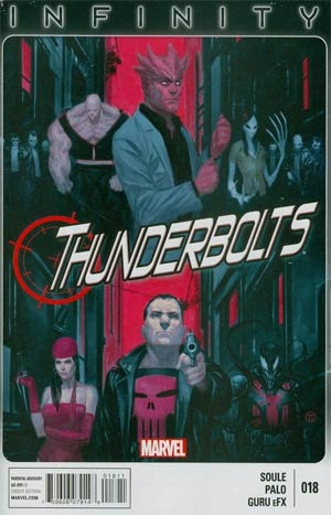 Thunderbolts Vol 2 #18 (Infinity Tie-In)