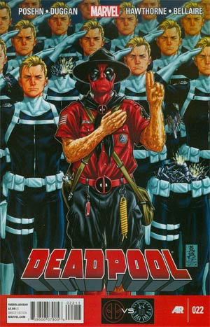 Deadpool Vol 4 #22