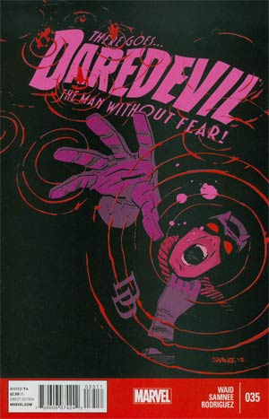 Daredevil Vol 3 #35