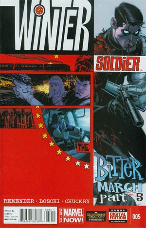 Winter Soldier Bitter March #5