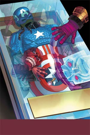 Captain America Vol 7 #22 Cover A Regular Carlos Pacheco Cover