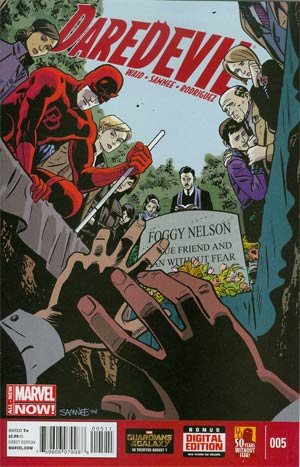 Daredevil Vol 4 #5