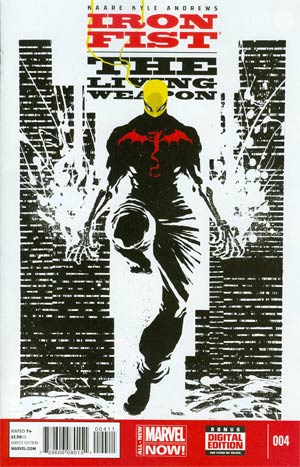 Iron Fist: Living Weapon