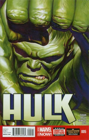 Hulk Vol 3 #5 Cover A Regular Alex Ross Cover