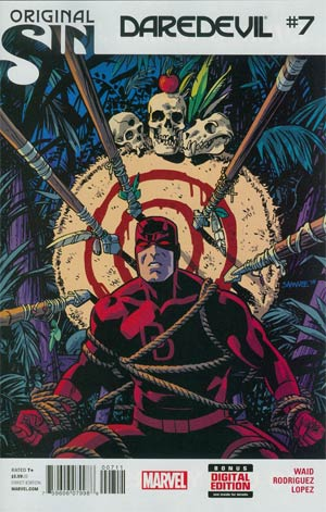 Daredevil Vol 4 #7 (Original Sin Tie-In)