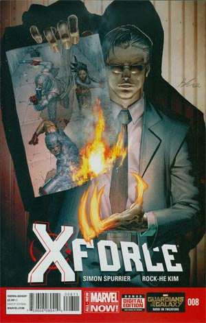 X-Force Vol 4 #8