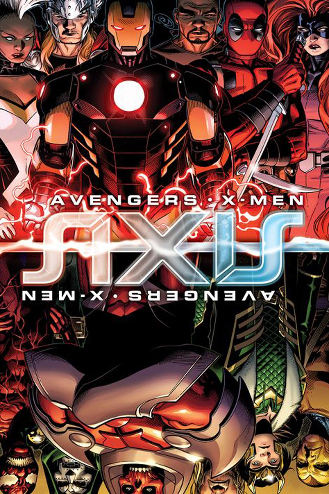 Avengers vs X-Men: Axis