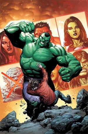 Hulk Vol 3 #6 Cover A Regular Gary Frank Cover
