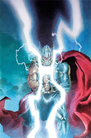 Thor God Of Thunder #25 Cover A Regular Esad Ribic Cover