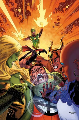 Fantastic Four Vol 5 #10
