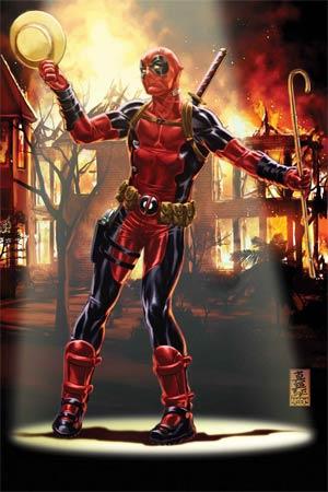 Deadpool Vol 4 #35