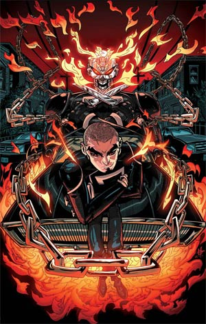 All-new Ghost Rider