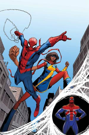 Amazing Spider-Man Vol 3 #7 Cover A Regular Giuseppe Camuncoli Cover (Edge Of Spider-Verse Tie-In)