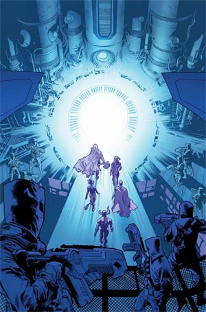 Avengers Vol 5 #36 Cover A Regular Stuart Immonen Cover (Time Runs Out Tie-In)