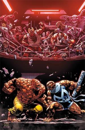 Fantastic Four Vol 5 #11