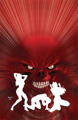 Uncanny Avengers #25 Cover A Regular Paul Renaud Cover (AXIS Tie-In)