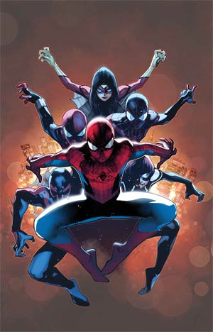 Amazing Spider-Man Vol 3 #9 Cover A Regular Olivier Coipel Cover (Spider-Verse Tie-In)