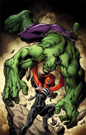 Hulk Vol 3 #8 Cover A Regular Mark Bagley Cover