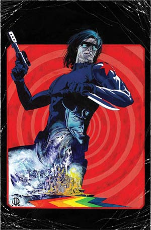 Bucky Barnes Winter Soldier #2 Cover A Regular Marco Rudy Cover