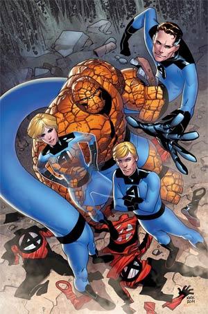 Fantastic Four Vol 5 #13