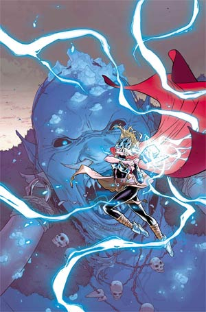 Thor Vol 4 #2 Cover A Regular Russell Dauterman Cover
