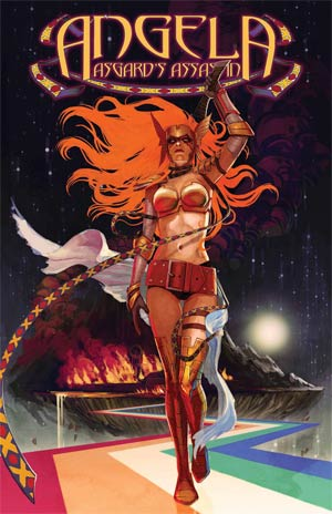 Angela: Asgard�s Assassin