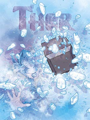 Thor Vol 4 #3 Cover A Regular Russell Dauterman Cover