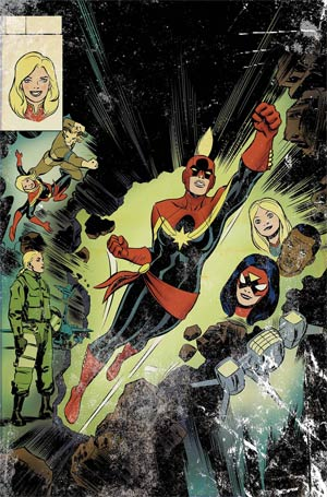 Captain Marvel Vol 7 #10