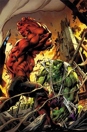 Hulk Vol 3 #10