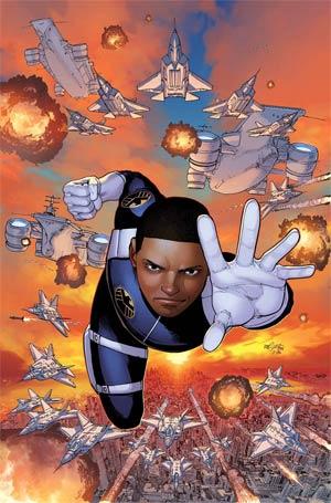 Miles Morales Ultimate Spider-Man #9