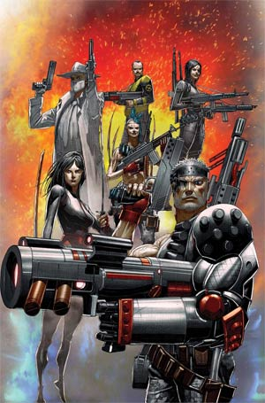 X-Force Vol 4 #14