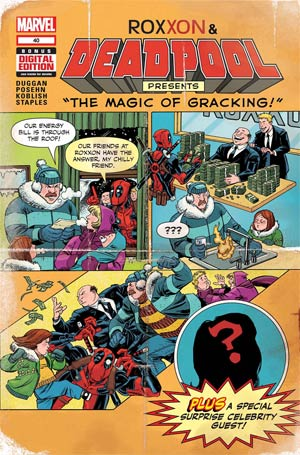 Deadpool Vol 4 #40 Cover A Regular Scott Koblish Cover