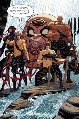 Secret Avengers Vol 3 #13