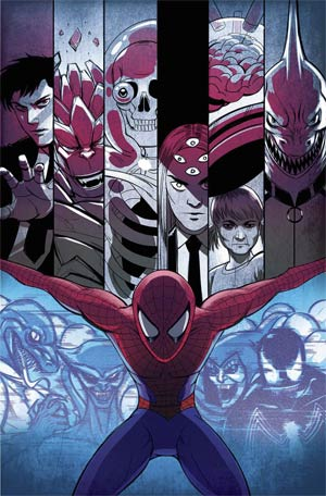 Spider-Man And The X-Men #3 Cover A Regular Stacey Lee Cover