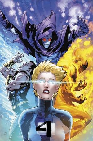 Fantastic Four Vol 5 #643 Cover A Regular Leonard Kirk Cover