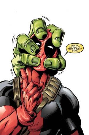 Hulk Vol 3 #13