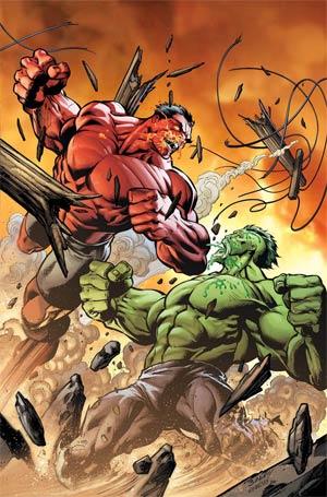 Hulk Vol 3 #14 Cover A Regular Mark Bagley Cover