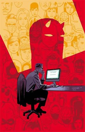 Daredevil Vol 4 #15.1 Cover A Regular Chris Samnee Cover